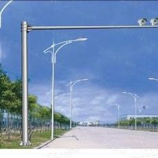 厂家生产八角监控杆,监控立杆,立杆热镀锌喷塑,质保20年