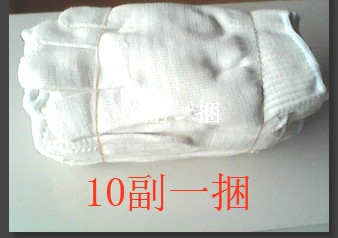 集芳牌主导产品AS型棉纱手套质量达中国好产品价格低到用了再想用