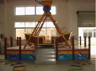 小型海盗船 儿童游乐海盗船 8座 12座海盗船项目