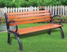 SS北京木塑园林椅,木塑公园椅,木塑户外园林护栏,木塑花箱花架,木塑地板