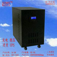 桑尼10KW正弦波逆变器96V转220V太阳能电源转换器家用变压器带充电稳压UPS一体机