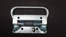 04406钢或不锈钢卧环  厢式车冷藏车车厢卧环 汽车配件