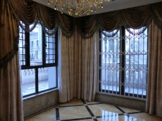郑州新型牛盾防盗窗 彩钢防盗窗 不锈钢防盗窗 铝合金防盗窗 仿古窗