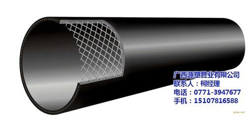 源塑、钢丝网骨架塑料复合管法兰、宜州钢丝网骨架塑料复合管
