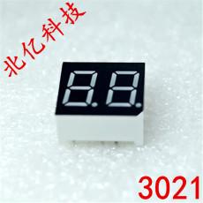 0.36英寸双位数码管 二位数码管 2位七段管厂家 共阴共阳红光 绿光 兰光3622AH R S
