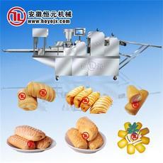 面包汉堡生产线,面包机,恒元机械