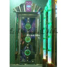 厂家供应 ktv隔音不锈钢门板 简约不锈钢门板 豪华夜总会包厢门