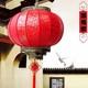 厂家直销 批发定做 广告灯笼 绸缎铁口灯笼 大红 金边 灯笼