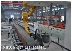 工字钢榫头切割机器人工作站