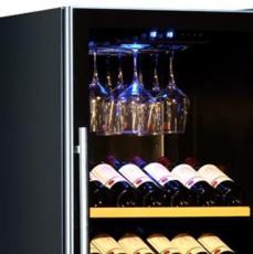 澳格(OASIS) GW-128ST 专业恒温红酒冷柜