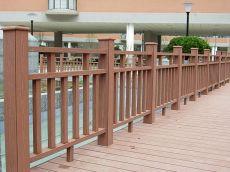 SS北京木塑阳台栏杆,木塑地板,木塑花箱花架,木塑果皮垃圾桶,木塑园林椅,木塑凉亭木屋厂家,