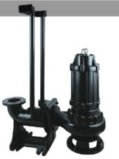 排污泵,潜水泵,JYWQ型自动搅匀潜水排污泵