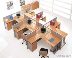 河南郑州屏风隔断式办公桌专业厂家销售,客户的满意是我们永恒的追求