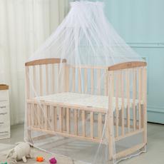 婴儿床实木多功能摇篮宝宝床