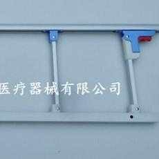 医院病床护栏 护理床折叠护栏 铝合金防摔床档