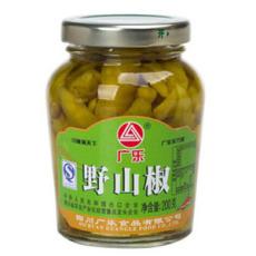 供应小米辣腌辣椒泡菜