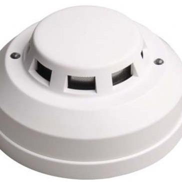 厂家供应吸顶式12V24V燃气报警器(开关量信号输出)