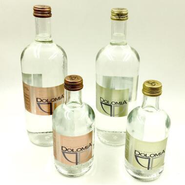 多洛米亚 天然弱碱性 330ml12瓶 进口矿泉水