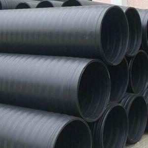 低价批发统塑HDPE中空壁缠绕管 量大价优 欢迎订购