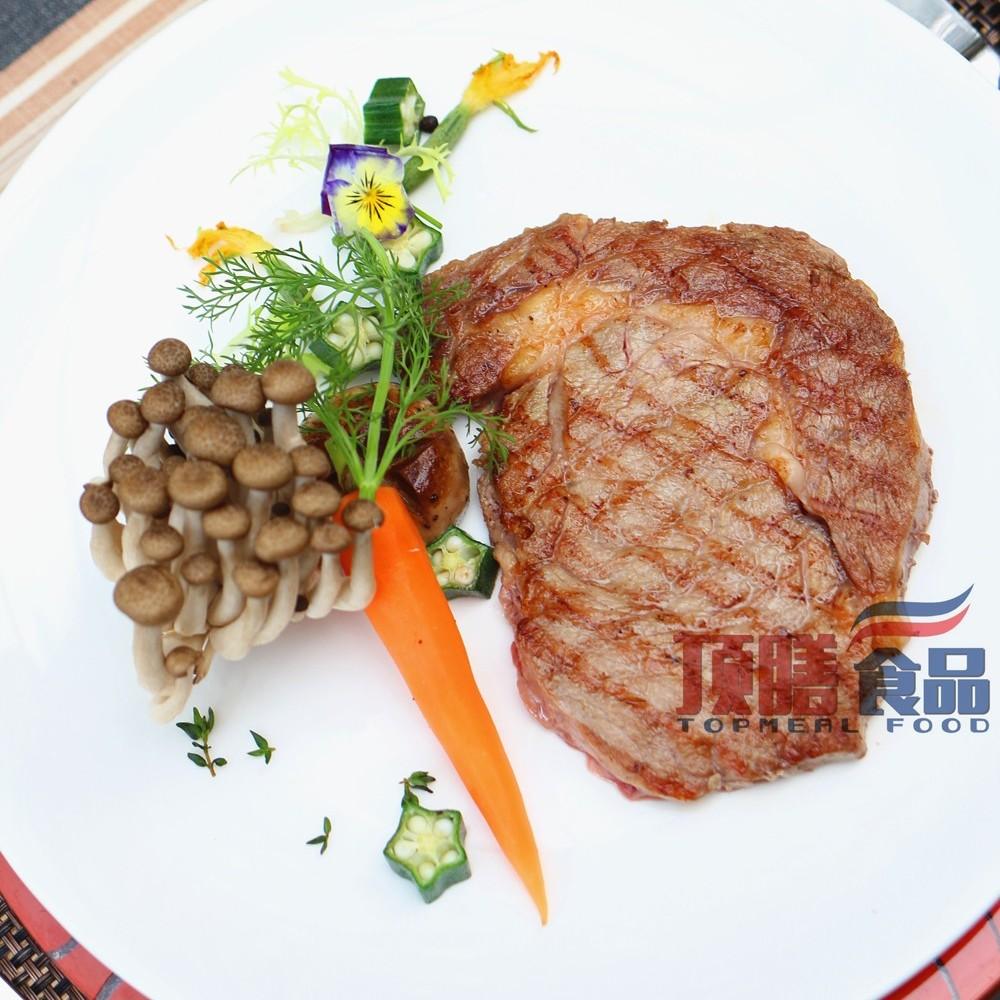 澳洲进口顶级牛肉 顶级育肥沙朗 200克