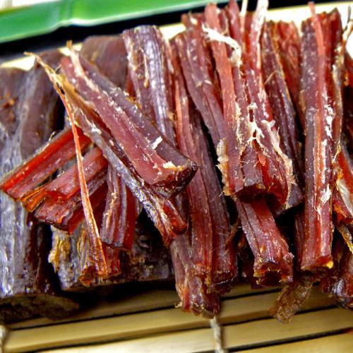 哈客斯手撕风干牛肉干内蒙古特产牛肉干