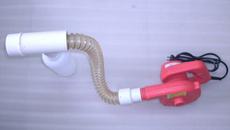 永星泰DQ602便捷式电动气溶胶喷雾器西安兰州太原电动喷雾器