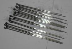 [东莞厂家】供应顶针|顶杆|推杆|司筒针|SKD61顶针|耐高温顶针