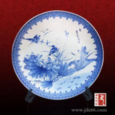 周年庆纪念盘 2015年底周年庆陶瓷纪念盘价格