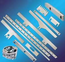 包装机械齿形刀片,包装机刀片,薄膜切刀