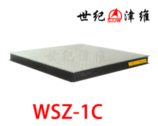 天津津维电子 WSZ-1C型 轻便精密光学平台