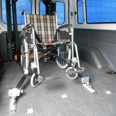 信德X-801-1轮椅固定装置汽车安全带