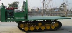 中地厂家直销履带平板运输车 农用运输车ZDCP-3T 运输搬运设备