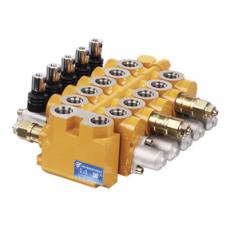 供应 DL-F15L液压手动多路换向阀