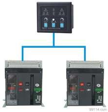 BQ5框架式双电源自动转换开关控制器