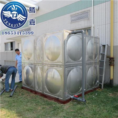 工程保温水箱腾嘉水箱品质优良