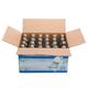 供应 崂山矿泉水白花蛇草水330mlx24瓶玻璃瓶整箱
