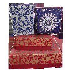 湖南百捷利包装印刷定做定制批发紫红礼盒套盒套装纸盒包装盒高档时尚创意