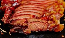 供应温州土特产五花腊肉