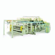山东厂家直销流涎保护膜机组  缠绕膜机组  静电膜机组  质量保证   彩华橡塑