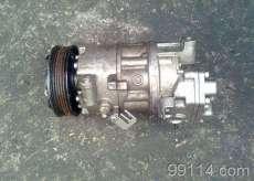 供应宝马320 E90冷气泵,发电机,减震器,电子扇,原装拆车件
