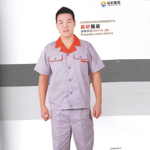 供应辰轩涤棉DM518-2款 夏装