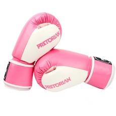 巴西Pretorian  女士新款粉色拳击手套  格斗搏击泰拳散打拳套