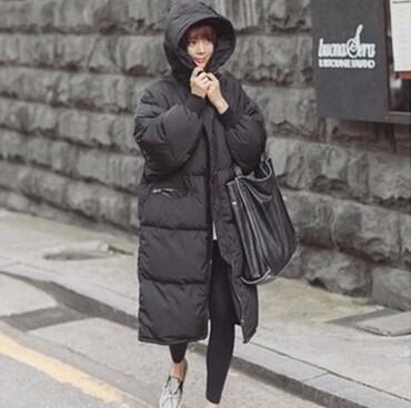 供应 韩版匹诺曹同款羽绒棉衣棉服长款外套