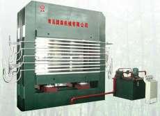 供应青岛国森500吨胶合板热压机