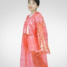 男女高压PE套头 一次性雨衣