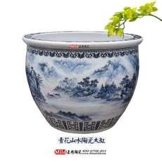 景德镇陶瓷大缸陶瓷鱼缸