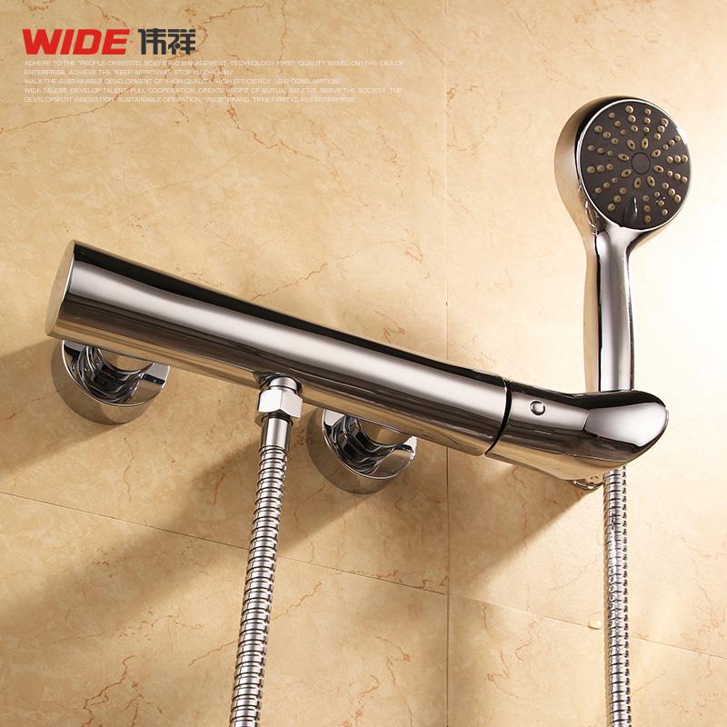 卫浴水龙头 全铜浴室淋浴花洒浴缸冷热水龙头混水阀