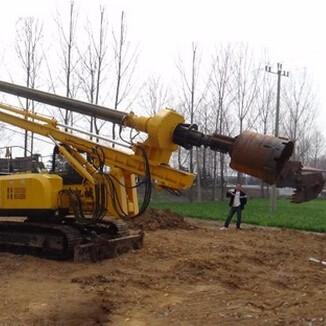 供应 专业稳定可靠小型旋挖钻机生产厂家
