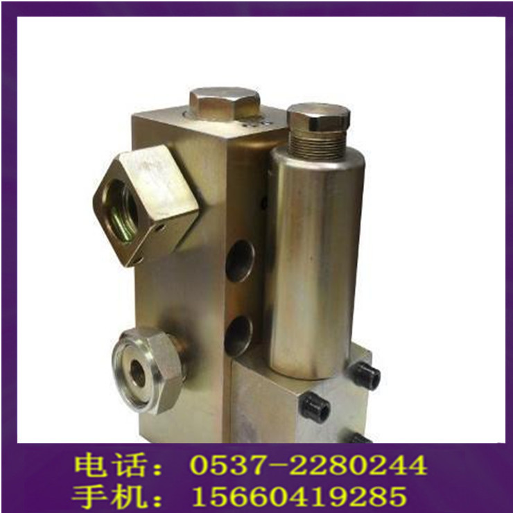 外注式单体液压支柱和液压支架的专用泵图片