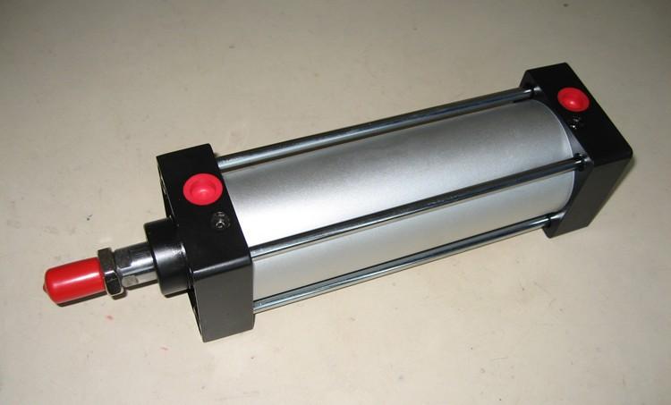供应mob轻型拉杆液压缸 立式液压油缸 质量保证mob(hgg)125-100图片